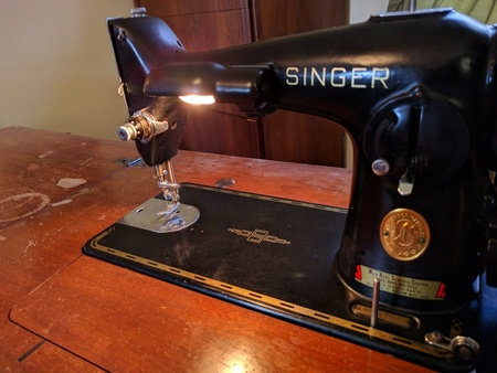 Paul's Sewing Machines Custom How To Thread A Singer Sewing Machine Model 237